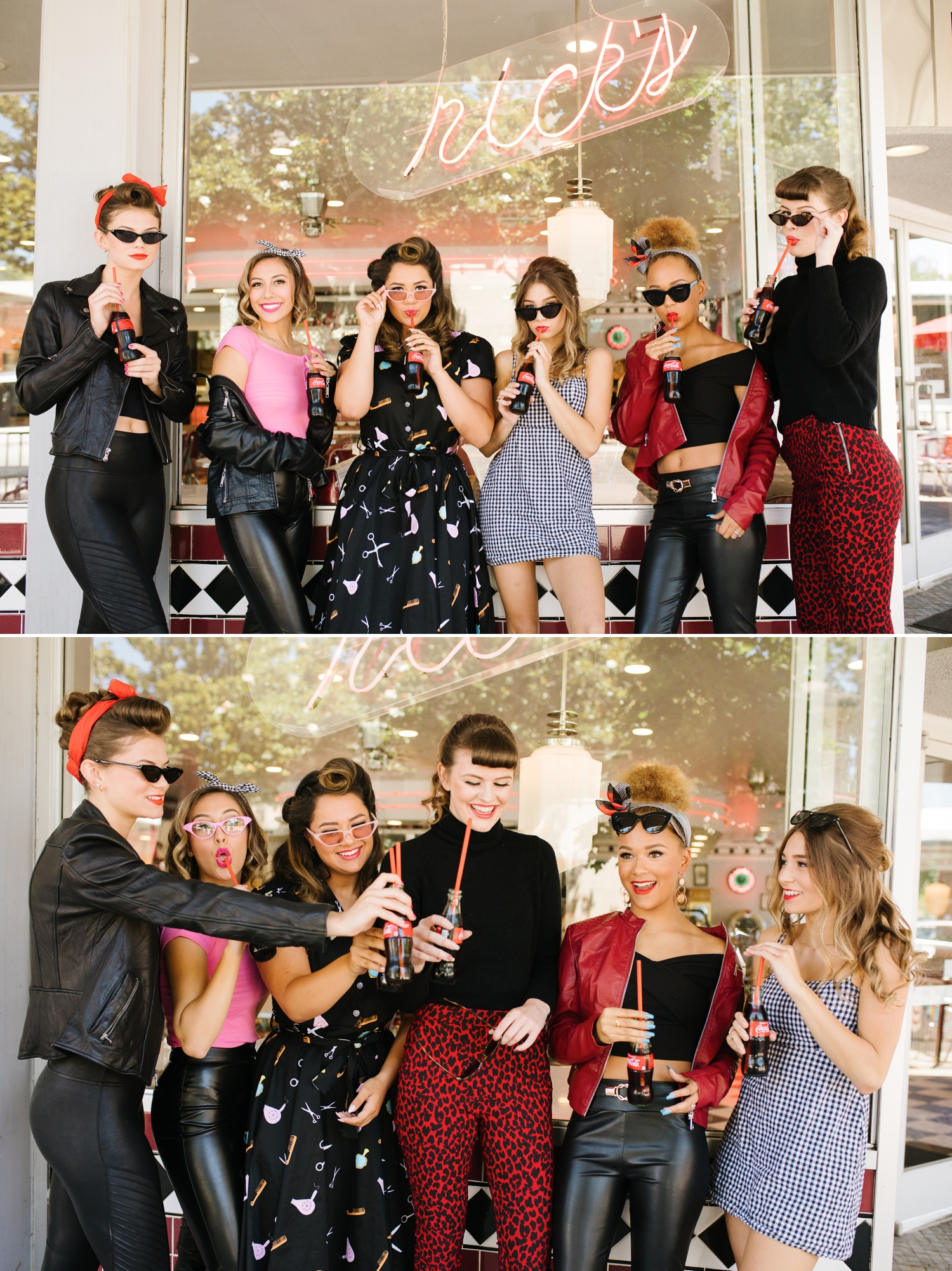 Class of 2020 | 50's Inspired Diner Session